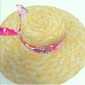 Lilly Pulitzer hat 👒 A THING CALLED LOVE NWT